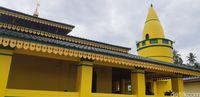 Bukan di Penyengat, Mungkin Ini Masjid Tertua di Perbatasan Utara Indonesia