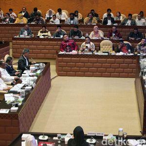 DPR dan Kementerian PUPR Rapat 7 Jam Lebih, Ini Hasilnya