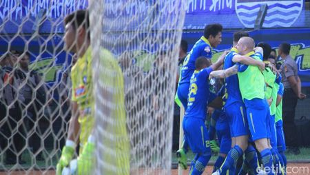 Klasemen Liga 1 2019 Usai Persib Gulung Arema 3-0
