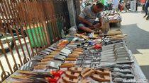 Perajin Pacul Cs Tak Gentar Serbuan Produk China
