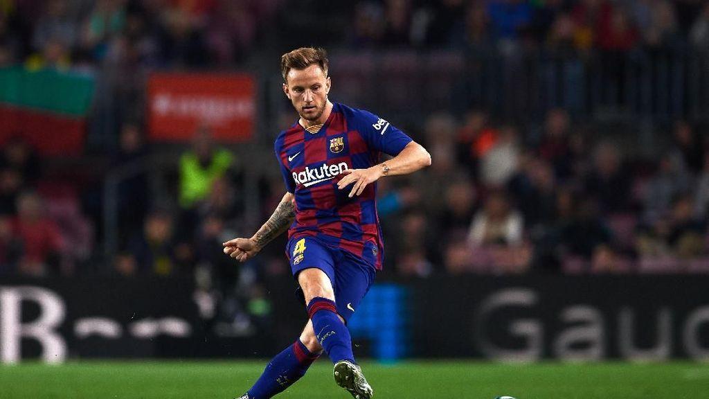 Diincar Duo Milan, Rakitic Hanya Ingin Hengkang ke Juventus?