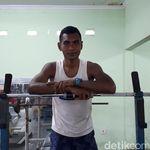 Saat Superman Rowing Indonesia La Memo Kembali ke Rumah