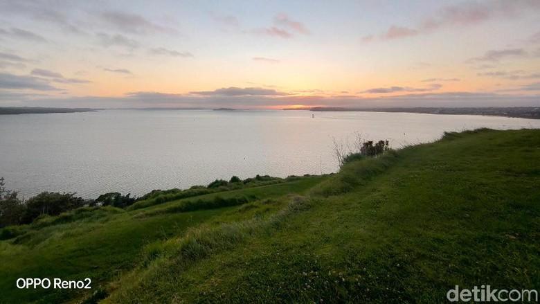 Sunrise di North Head, Auckland (Edwidhian Tri/detikcom)