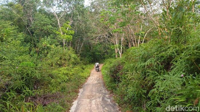 Makam Badang di Pulau Buru