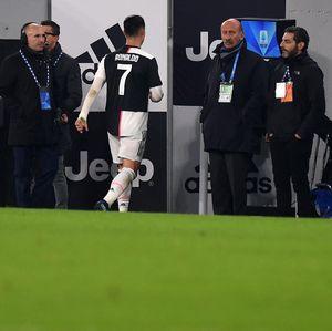 Ronaldo Ngambek Saat Diganti, Szczesny: Wajar Kok