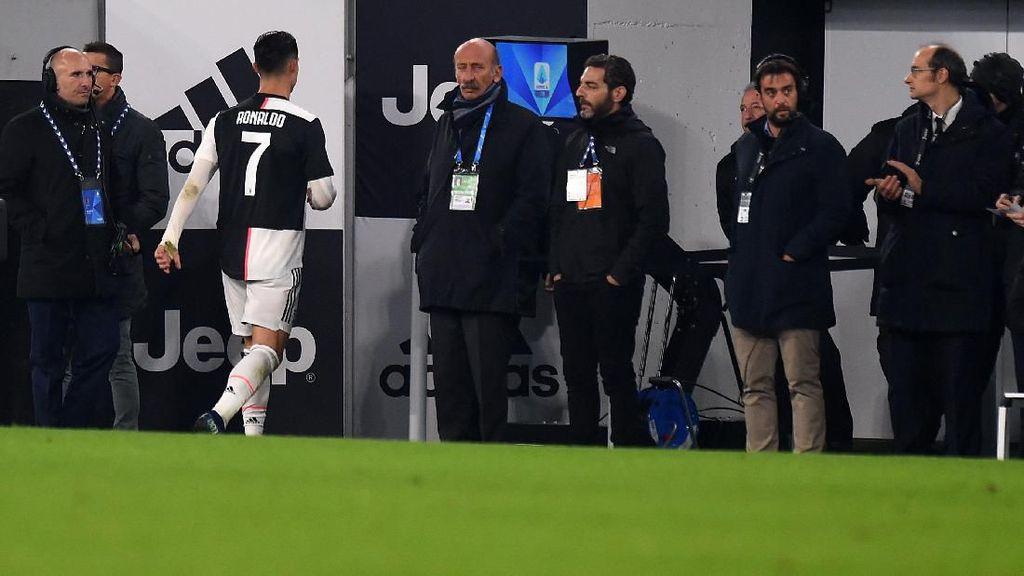 Kesal Usai Diganti, Ronaldo Diharapkan Minta Maaf
