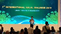 Hadiri Festival Ekonomi Syariah, Menag Optimistis RI Jadi Pusat Halal Dunia