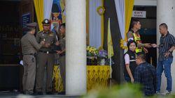 Tembak Mati Pria Bersenjata di Ruang Sidang, Pria Thailand Didakwa Pembunuhan