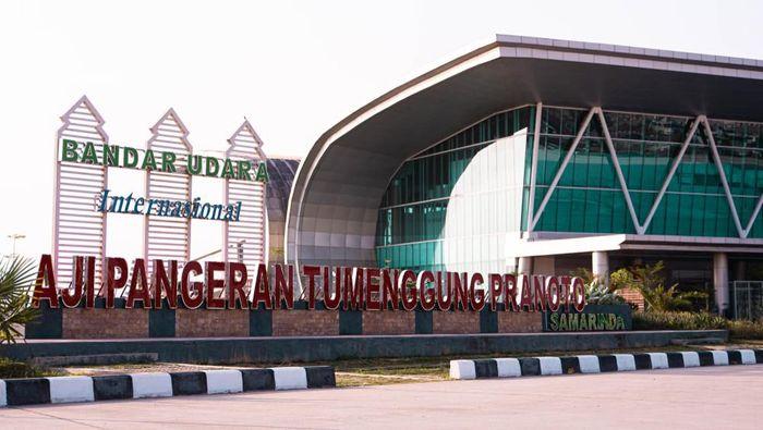 Bandara Aji Pangeran Tumenggung (APT) Pranoto Samarinda/Foto: shutterstock