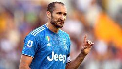 Chiellini Nyaris Tinggalkan Juventus demi Real Madrid atau Man City