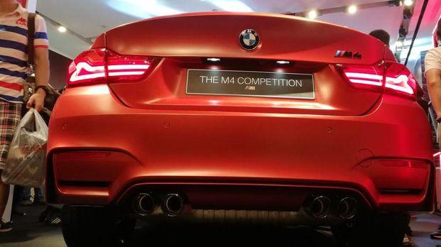 Baru Diluncurkan, BMW M4 Langsung Ludes Terjual di Indonesia