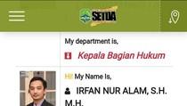 Korban Penembakan Anak Bupati Ungkap Status SPBU, Milik Irfan?