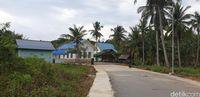Ajaib, Pulau Tak Bergunung di Karimun Ini Punya Pemandian Air Panas