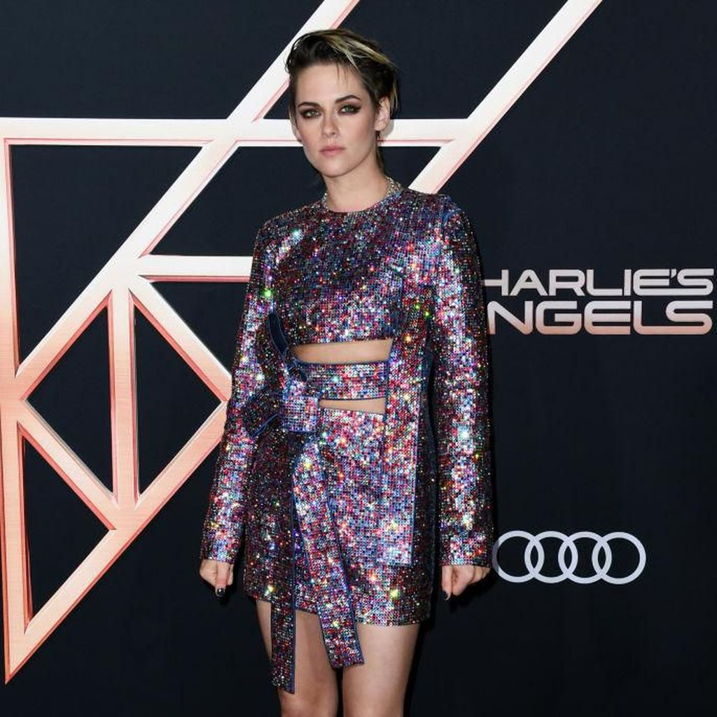 Serupa di Kehidupan Nyata, Kristen Stewart Lesbian di Charlies Angels