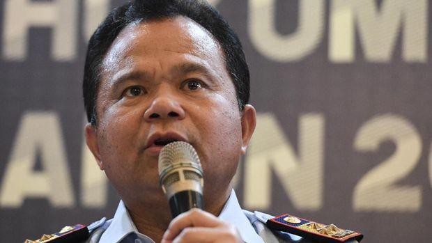 Alasan Yasonna Copot Ronny Sompie: Kasus Harun Masiku
