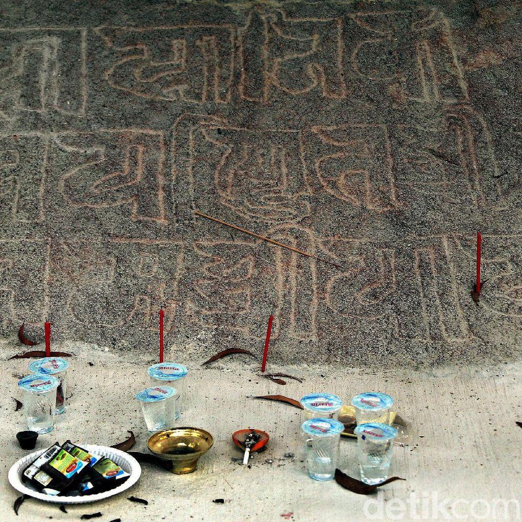 Mengenal Prasasti Pasir Panjang, Cagar Budaya di Tapal Batas RI