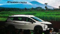 Ini Spesifikasi Lengkap dan Harga Mitsubishi Xpander Cross