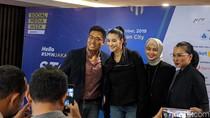 9Gag, Najawa Shihab dan Nadya Hutagalung Ramaikan Media Sosial Week