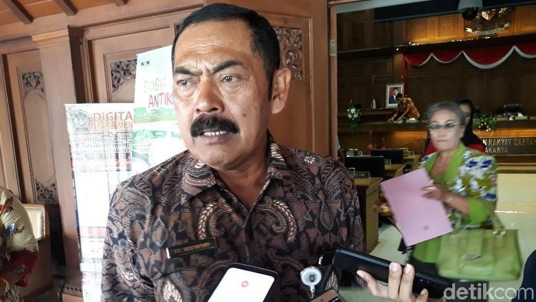 FX Rudy: Kalau Ada yang Daftar Pilwalkot di DPP, DPC Tak Perlu Ada!