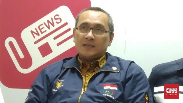 CdM Indonesia di SEA Games 2019 Harry Warganegara membantah anggapan lembek terhadap panpel SEA Games 2019.
