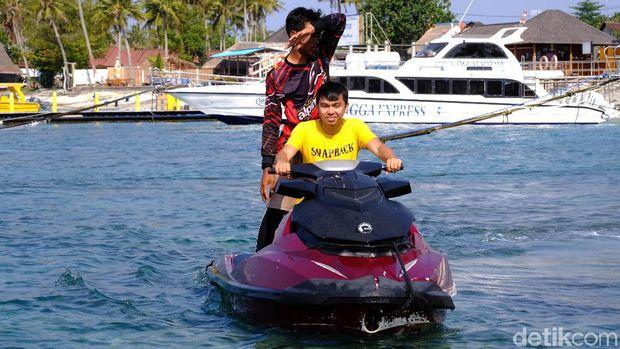 Liburan ke Nusa Penida, Wajib Main Air!