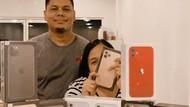 Viral Pria Belikan 9 iPhone untuk Istri, Dikritik Netizen Cuma Gimik