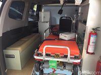 Wuling Confero Diubah Jadi Ambulans dan Mobil Klinik, Bisa Bawa Keranda