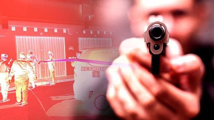 Ilustrasi Fokus Anak Bupati Tembak Kontraktor (Andhika Akbaransyah)