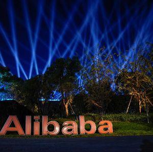 Gokil! Alibaba Catat Transaksi Rp 537 Triliun di Single Day