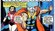 Lembaran Sampul Komik Langka The Mighty Thor Dilelang Rp 1,1 M!