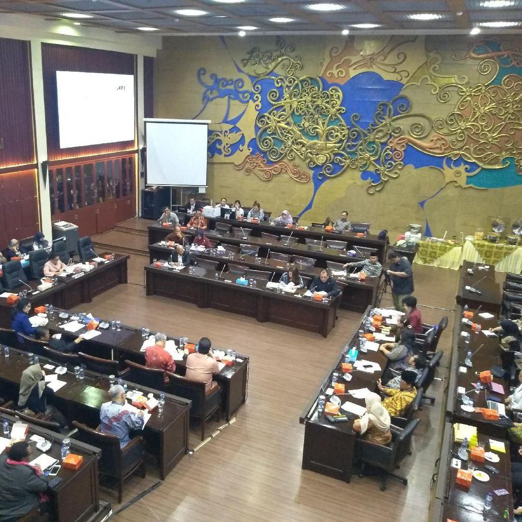 Rapat di Baleg DPR, Komnas Perempuan Minta RUU P-KS Masuk Prolegnas 2020