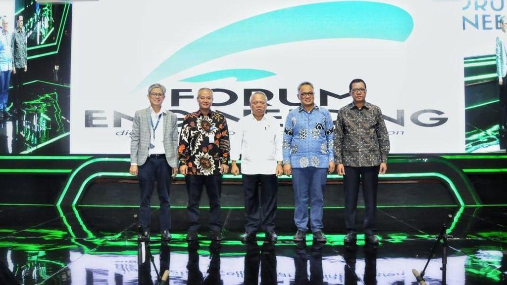 Menteri Basuki: Industri Konstruksi Paling Lambat Digitalisasi