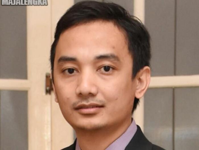 Irfan Nur Alam. (Foto: Tangkapan layar setda.majalengkakab.go.id)