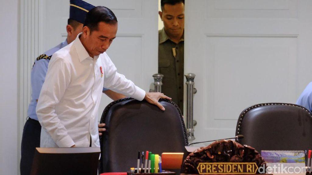 Jokowi Serahkan DIPA 2020, Lelang Proyek Bisa Dimulai