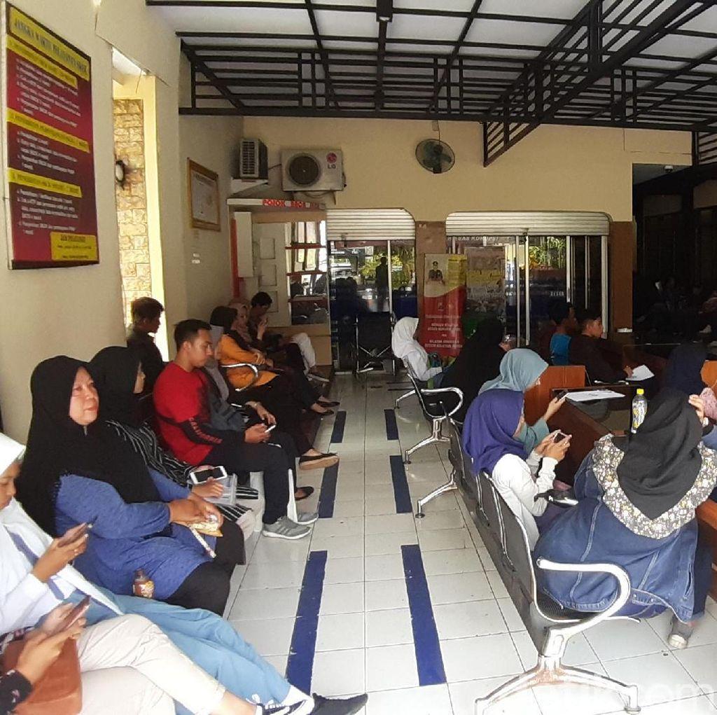 Seleksi CPNS Dibuka, Pemohon SKCK di Polres Malang Membludak
