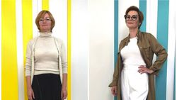 Tanpa Operasi Plastik, Transformasi 10 Wanita Ini Bikin Pangling