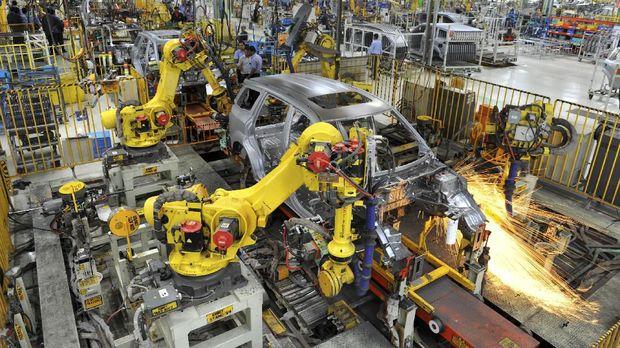 Mahindra & Mahindra Ltd mendirikan pabrik di atas lahan seluas 283,28 hektare.