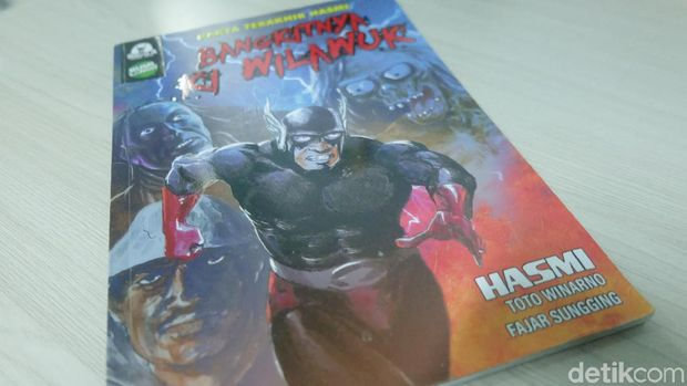 Seram! 'Ki Wilawuk' Karakter Mistis yang Kepala dan Tubuhnya Dipisah
