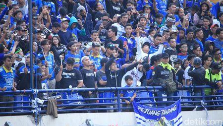 Persib Vs Arema: Maung Bandung Terkam Singo Edan 3-0