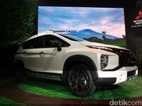 Perdana di Dunia, Mitsubishi Xpander Cross Meluncur di Indonesia