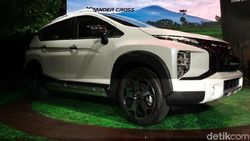 Ada Tiga Varian, Ini Harga Lengkap Mitsubishi Xpander Cross