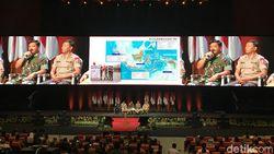 Bicara Ancaman Keamanan, Panglima TNI Singgung Bom Bunuh Diri di Medan