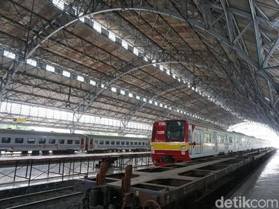 Catat! Ini Rute-rute Kereta di Stasiun Tanjung Priok