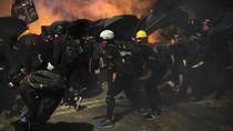 Bentrokan Saat Demo Terus Berlanjut, Hong Kong Liburkan Seluruh Sekolah
