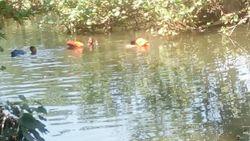 Hilang 3 Hari Dikira Hanyut di Sungai, Ini yang Dilakukan Suharja