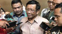 Mahfud Soal Bom Bunuh Diri di Medan: 8 Orang Sudah Ditangkap!