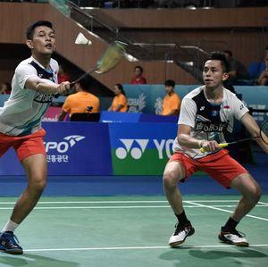 Fajar/Rian Juga Lewati Rintangan Pertama Hong Kong Open