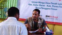 BNI Grup Sentuh Indonesia Timur dengan Pengobatan & Literasi Keuangan