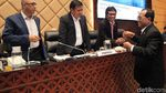 Menhub dan Komisi V DPR Bahas Rencana Transportasi Lima Tahunan