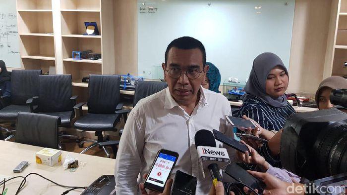 Foto: Staf Khusus Menteri BUMN Bidang Komunikasi Publik Arya Sinulingga/Ardan Adhi Candra - detikcom